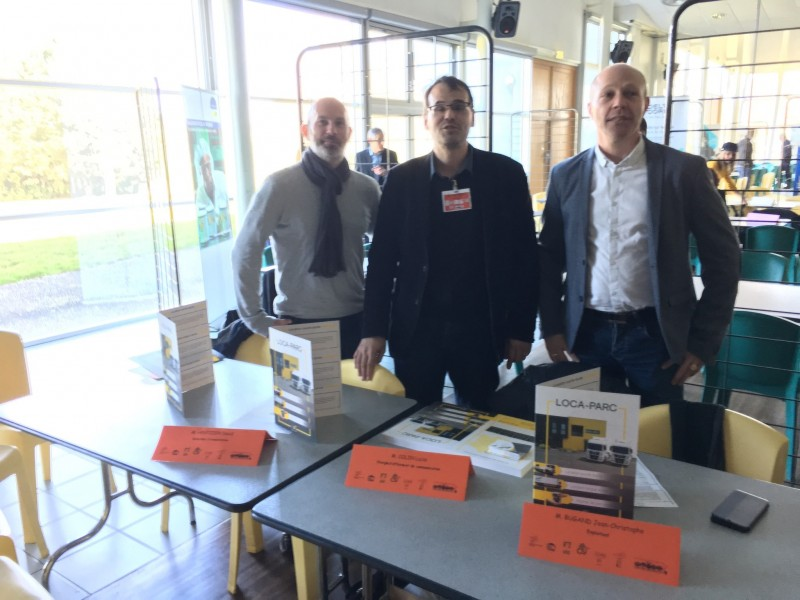 Participation aux forums de Tinténiac